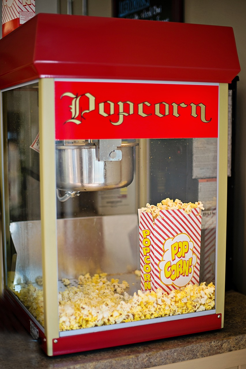 Popcorn Machine Supplies